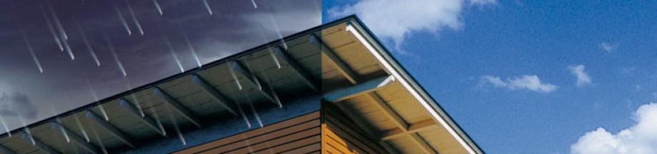 Holzschutz für Fassadenverkleidungen